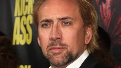 Nicolas Cage visszatér dolgozni