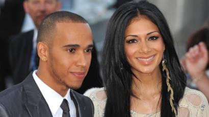 Nicole a világ végéig is elkísérné Hamiltont
