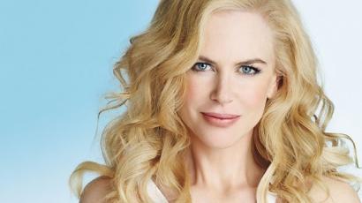 Nicole Kidman megmutatta kislányát