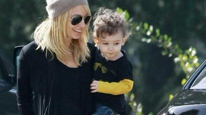 Nicole Richie imád Mrs. Madden lenni