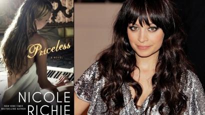 Nicole Richie megírta második regényét