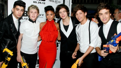 Nicole Scherzinger csalódott a One Directionben