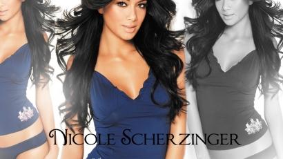 Nicole Scherziniger-nek jól fut a szekere
