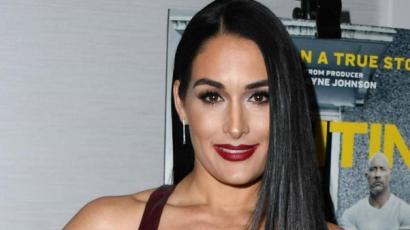 Nikki Bella is megmutatta, hogyan fest szülés után