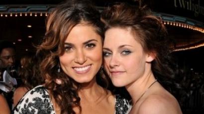 Nikki Reed támogatja Kristen Stewart meztelenkedését