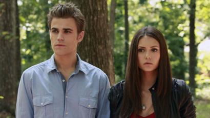 Nina Dobrev és Paul Wesley ki nem állták egymást a Vámpírnaplók forgatásának kezdetén