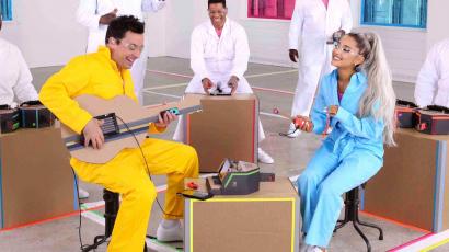 """Érdekes """"hangszerekkel"""" dolgozta fel új dalát Ariana Grande"""
