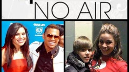No Air csata: Chris Brown vs. Justin Bieber