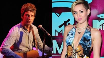 """Noel Gallagher: """"Miley szégyenletes személy"""""""