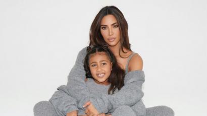 Videó: North West kifigurázta Kim Kardashian influencerkedését