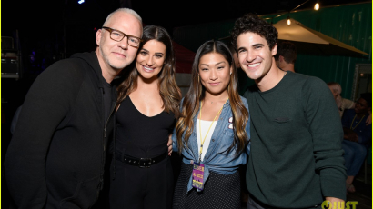 Nosztalgia a javából! A Glee szereplői egyesültek egy koncerten
