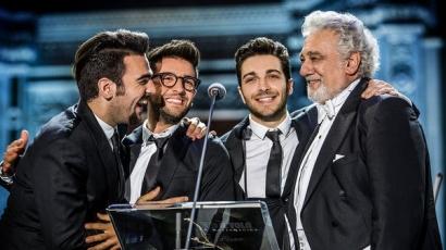 Notte Magica: A három tenor előtt tiszteleg új albumával az Il Volo