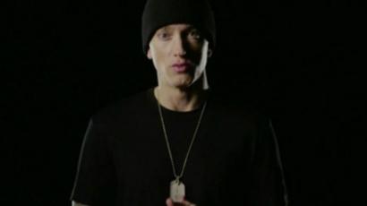 Dalpremier: Eminem — Berzerk