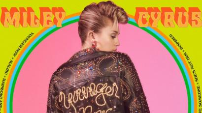 Nyerd meg Miley Cyrus új lemezét! (2 db)