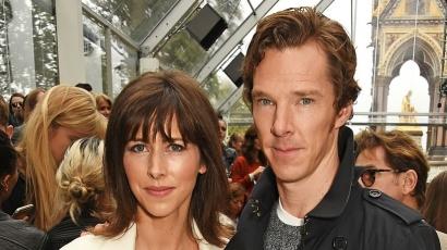 Máris tönkrement Benedict Cumberbatch és Sophie Hunter kapcsolata?