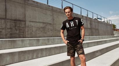Nyomtatott férfi pólók – nézd meg, hogyan kell viselni ezen a nyáron
