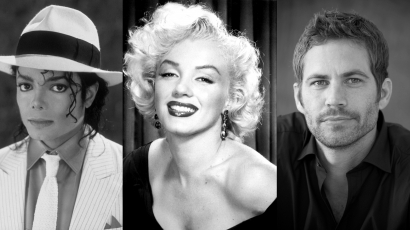 Ők a haláluk után legtöbbet kereső hírességek 2015-ben