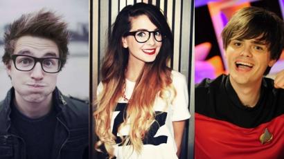 Ők a legnépszerűbb brit YouTuberek II.