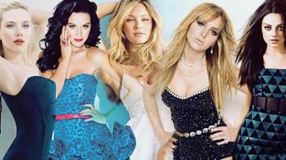 Ők a legszexibb nők a Maxim szerint