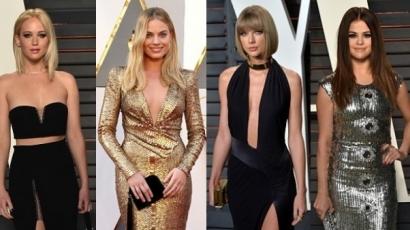 Ők voltak az idei Oscar-díj-átadó gála legjobban öltözött sztárjai!