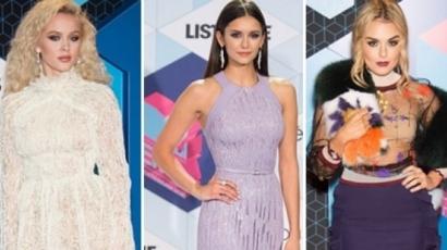 Ők voltak az MTV EMA legjobban öltözött celebjei