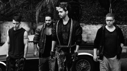 Október 3-án érkezik az új Tokio Hotel-album!