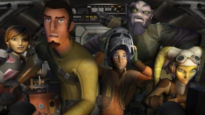 Októberben érkezik a Star Wars: Lázadók második évada
