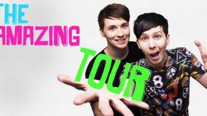 Októberben jön Dan és Phil első könyve