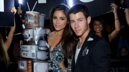 Olivia Culpo a legjobbakat kívánja exének, Nick Jonasnak
