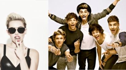 One Direction: az új album már majdnem kész