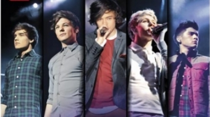 A One Direction újabb történelmet írt
