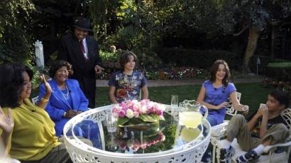 Oprah interjúja a Jackson gyerekekkel
