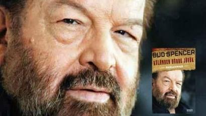 Óriási siker Bud Spencer életrajzi  könyve