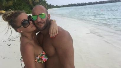 Óriáskeréken ejtené teherbe barátnőjét Berki Krisztián
