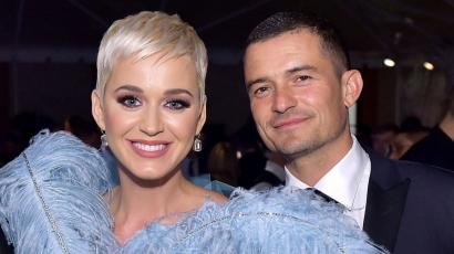 Orlando Bloom eljegyezte Katy Perryt