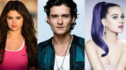 Orlando Bloom Selena Gomezzel csalja Katy Perryt?