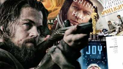 Oscar 2016: ki milyen eséllyel pályázhat idén a díjra?