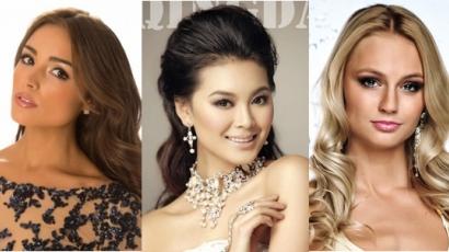 Összefoglalás 2012: az év szépségkirálynői