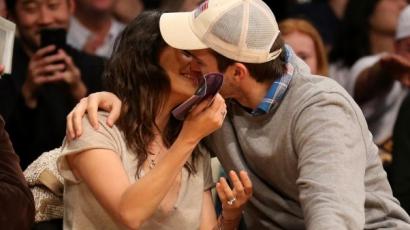 Összeházasodott Ashton Kutcher és Mila Kunis?