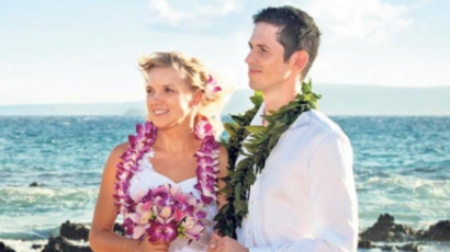 Összeházasodott Malek Miklós és szerelme