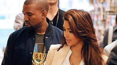 Összeköltözik Kim Kardashian és Kanye West
