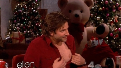 Öt mellbimbója van Bradley Coopernek