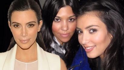 Páratlanul dögös volt Kim Kardashian a húszas évei elején