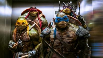 Páratlanul izgalmasnak ígérkezik a Tini nindzsa teknőcök folytatása