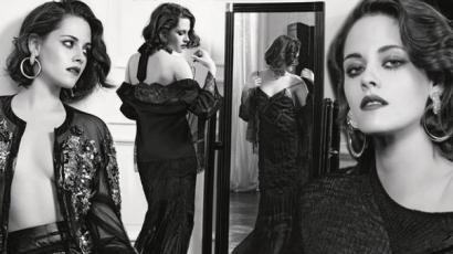 Páratlanul szexi fotósorozat készült Kristen Stewartról