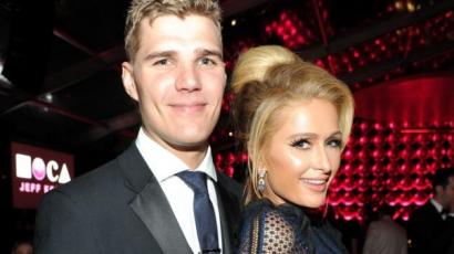"""Paris Hilton: """"Életem hátralévő részét Chris Zylkával szeretném tölteni"""""""