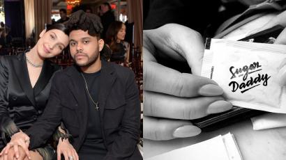 Párizsban romantikázik The Weeknd és Bella Hadid – fotók!