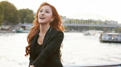 Park Gyu Ri a Motion Mediához igazolt