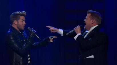 Paródiát csinált a Queen dalából Adam Lambert