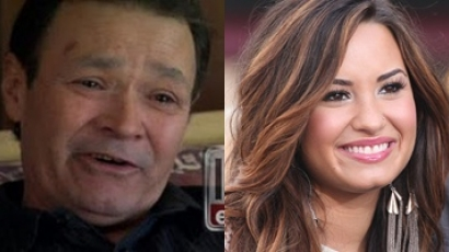 Demi édesapja kétségbeesetten hívogatja lányát